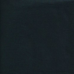 Iron-on dark blue cotton