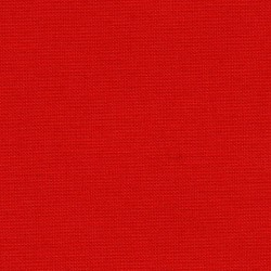 Iron-on red cotton
