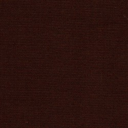 Coton uni marron thermocollant