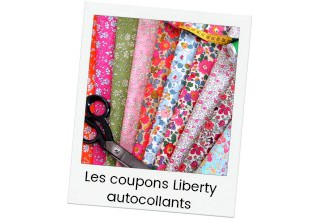 Coupons de Liberty of London autocollants